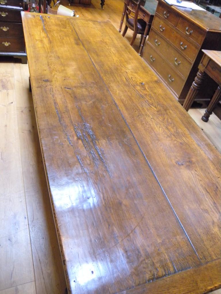 Antieke Eiken Engelse Tafel.Antieke Franse Tafels In Diverse Houtsoorten En Maten